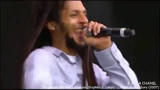 The Marley BrothersDamian,Stephen Julian - Get up Stand up