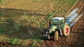 NOWOŚĆ - nowe ciągniki FENDT seria 700 Vario, nowy traktor FENDT 724 Vario