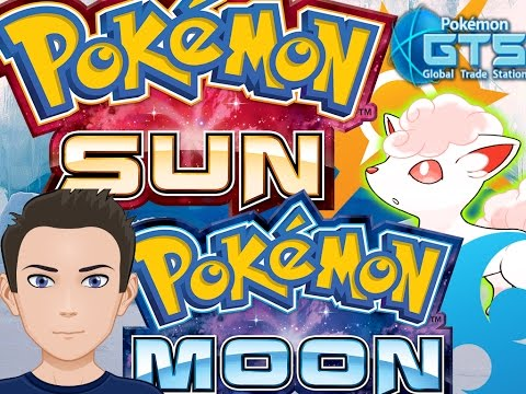 how to use the gts in pokemon sun