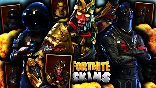 WHICH LEGENDARY SKIN GIVES YOU VICTORY ROYALE?! ⚔️💥 FORTNITE EXPERIMENT WITH THREE DIFFERENT SKINS!!