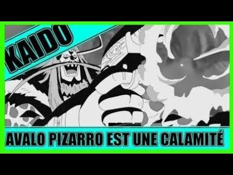 AVALO PIZARRO EST LE ROI DES CALAMITÉS DE KAIDO ! | ONE PIECE THÉORIE