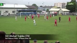 Stal Stalowa Wola - Widzew Łódź 3-0 [BRAMKI]