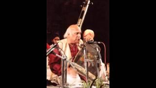 Pandit Mani Prasad - Raga Komal Rishabh Asavari