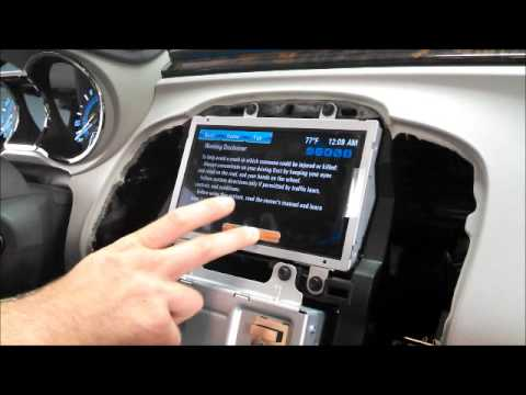 Backup Camera System >> How to add Genuine Factory Navigation to a 2011-13 Buick ...