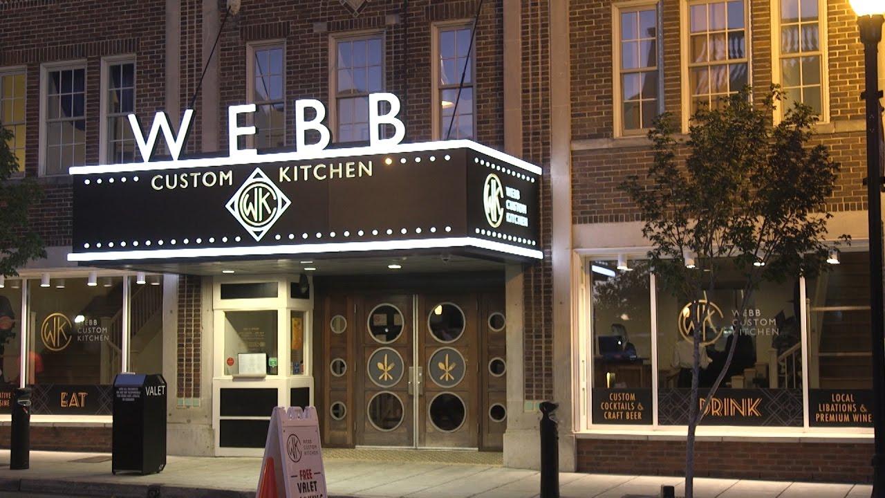 Webb Custom Kitchen | NC Weekend | UNC-TV - YouTube