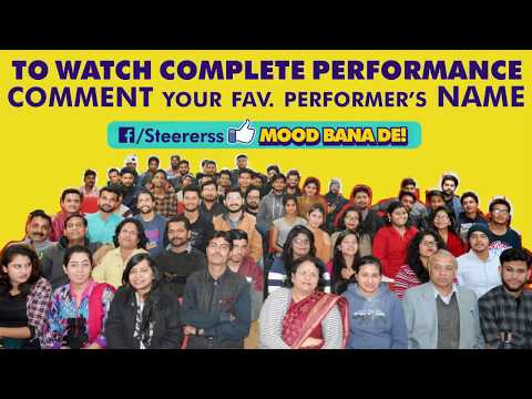 Open Mic with Steerers - 9 - In Open - Indore Event - Glimpses