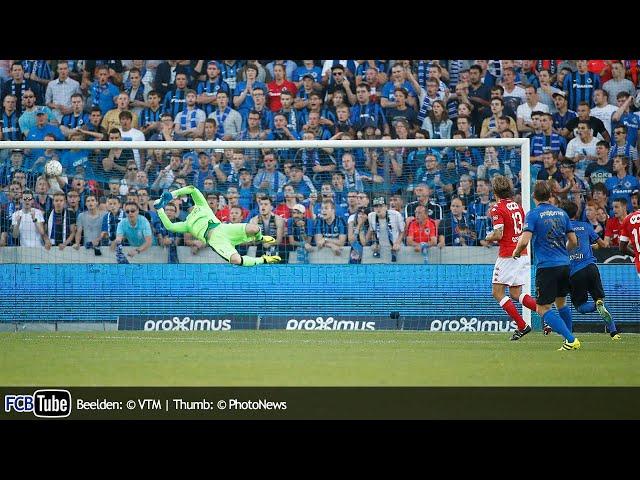 2016-2017 - Supercup - 01. Club Brugge - Standard 2-1