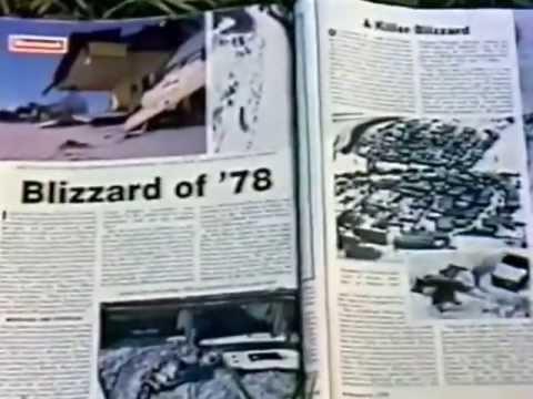 Tom Newbold Video Of The Blizzard Of 1978 In Cincinnati Ohio Youtube