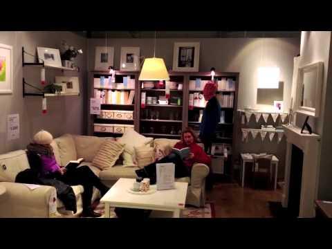 Harlem Shake Ikea Showroom Youtube