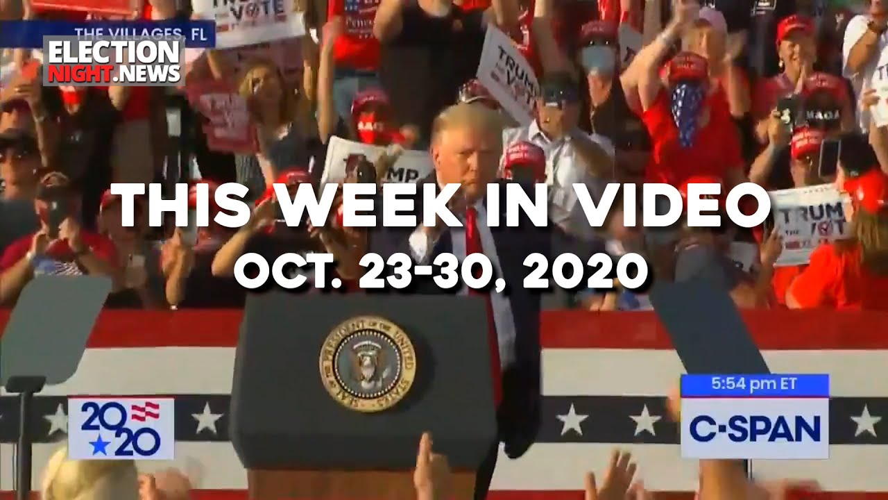 This Week In Video | Oct. 23-30, 2020 | OFF LIMITS NEWS