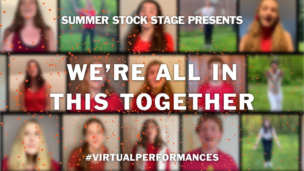 We're All In This Together - Summer Stock Stage