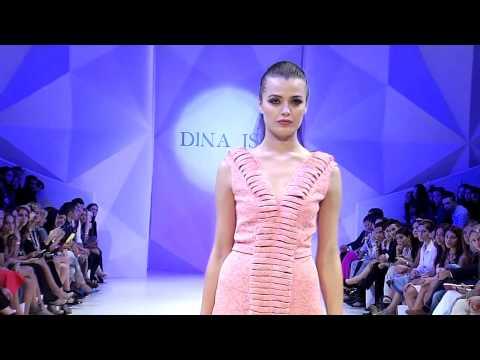 Dina Jsr at Fashion Forward Season 2
