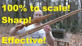The Viking Sword Plywood Challenge
