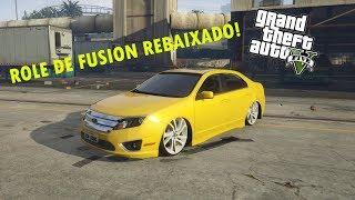 ROLE DE FUSION REBAIXADO! GTA 5 MODS