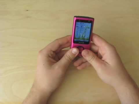 Nokia 6700 slide Video-Testbericht