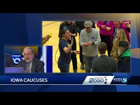 WATCH: Democratic Precinct Decided By Coin Toss