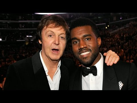 Kanye West's New Song Bringing up the Question Who Is Paul McCartney?