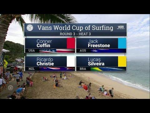 Vans World Cup: Round Three, Heat 3