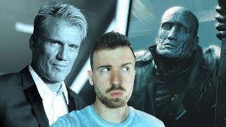 ДОЛЬФ ЛУНДГРЕН, ЧТО ТЫ ТУТ ДЕЛАЕШЬ? - Resident Evil 2 Remake #4