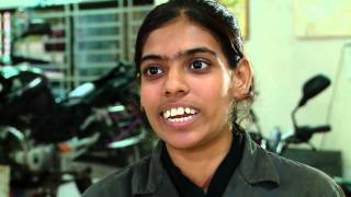 Kickstart: Bangladesh's female motorcycle service mechanics (in Bangla)