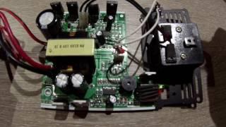 Попытка ремонта инвертора 12-220  ONS-300p #inverter #ons-300p #инвертор
