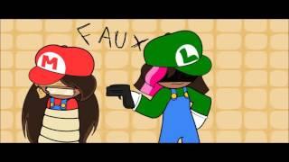 nightcore ~ Luigi clash Mario