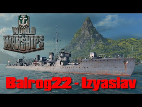 World of Warships - Izyaslav - Ninja Russe