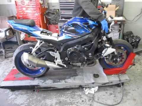 2008 SUZUKI GSXR750 MOTOR AND PARTS FOR SALE ON EBAY