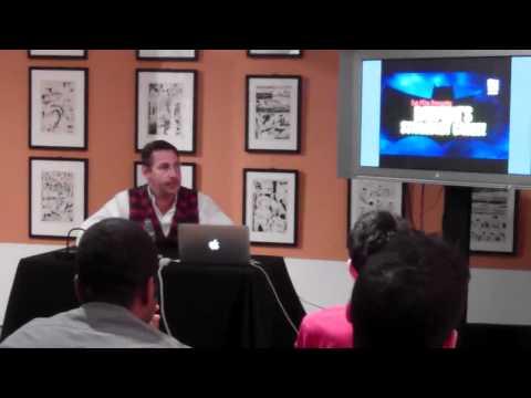 MoCCA Thursdays: Chip Kidd Talks Bat-Manga, Part 4 of 6