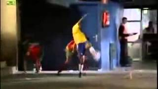Comercial Nike Ole Brasil VS Portugal   Papa loves mambo