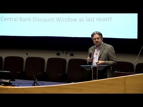 """Perry Mehrling w SGH. Wykład """"Money view fundamentals"""""""