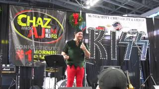 WPLR Toy Drive - Shock Collar Trivia with Magilla the Elf - December 06, 2013