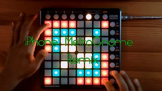 iPhone MetroGnome Remix (Launchpad cover)
