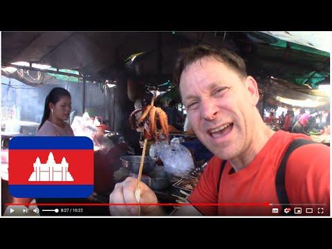 🦀 🦀 🦀 KEP CRAB Market: Eating