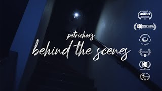 PETRICHOR, behind the scenes - short horror film.