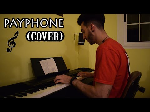 PAYPHONE - MAROON 5 (COVER)