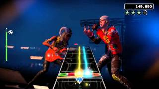 Operation Ground and Pound - Dragonforce, Rock Band 4 Expert Guitar w/ Freestyle Solos