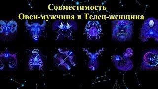 видео Совместимость гороскопов Телец и Овен