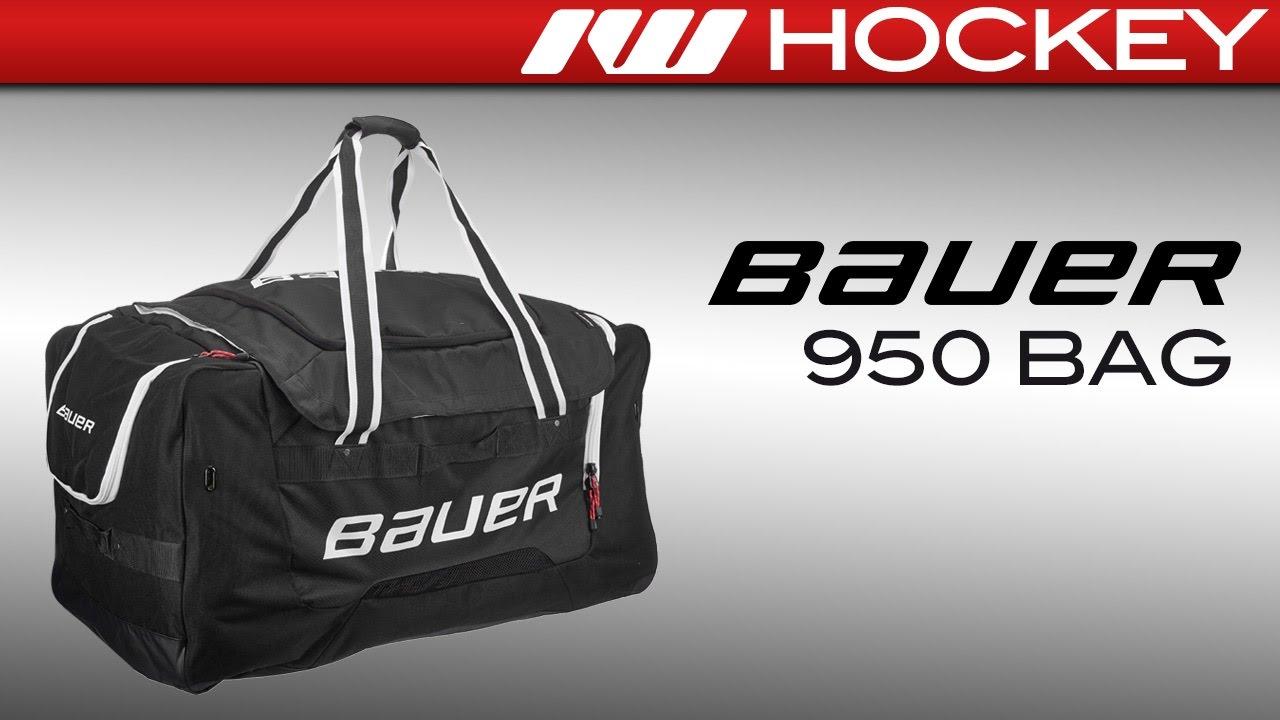 Bauer 950 Hockey Bag Review
