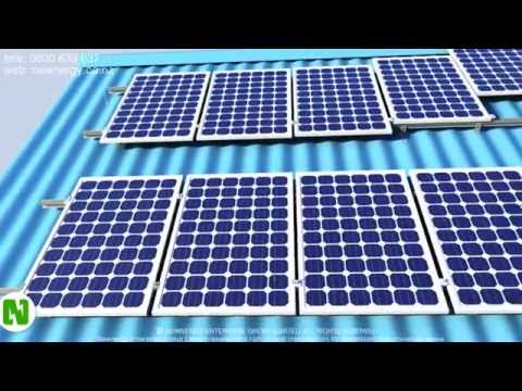 Install solar panels on shingle or metal roofs -- Latest