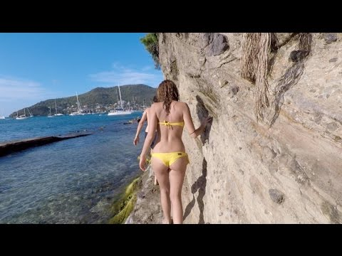 St Vincent Waterfalls and Sailing to Bequia - Vlog 2