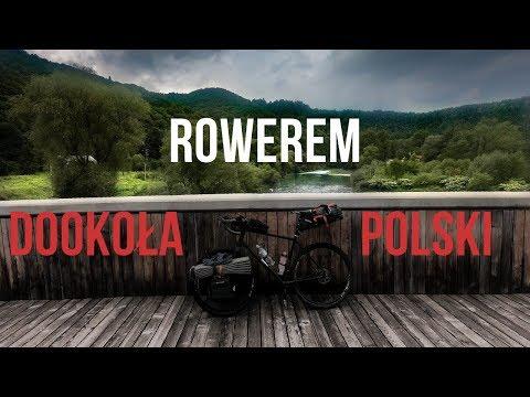 Podróż Rowerem Dookoła Polski Trasą PTTK
