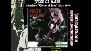 HATE SQUAD - Free at Last (Theater of Hate - album 1994)