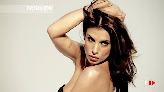 Subscribe to fashion channel - http://bit.ly/1oded04lormar elisabetta canalis backstage shooting 2013 channelthe best videos, the most exclusiv...