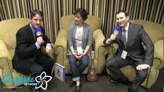 Amy Keating Rogers Interview - EQI - Las Pegasus Unicon 2013