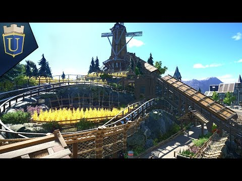 Wooden Coaster POV | Planet Coaster | Alpine Odyssey | Part 21