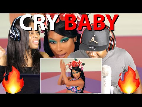 Megan Thee Stallion – Cry Baby (feat. DaBaby) [Official Video] REACTION
