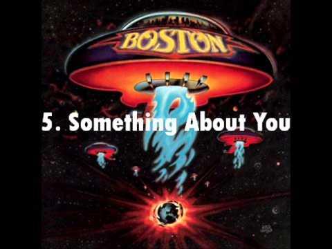MY TOP 10 BOSTON SONGS