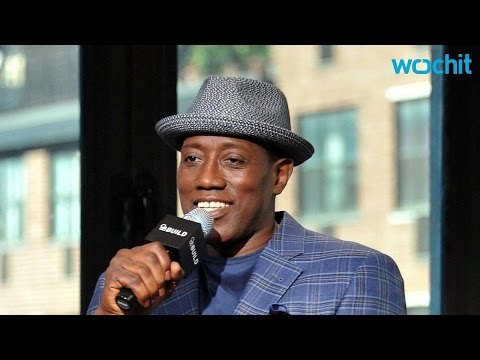 Wesley Snipes Says Blade 4 is a Possibility