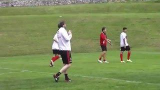 Milan Junior Camp - Filippo Galli - Allenamento - ruolo portiere